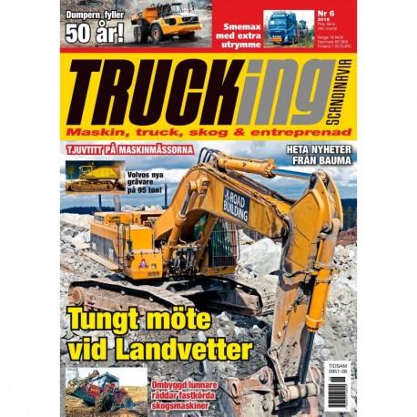 Trucking Scandinavia nr 6 2016
