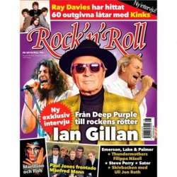Rock'n'Roll Magazine nr 8 2018