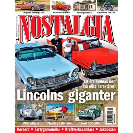 Nostalgia Magazine nr 1 2019