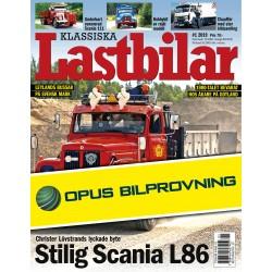 9 nr Klassiska Lastbilar + bilbesiktning hos Opus Bilprovning
