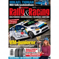 Bilsport Rally & Racing nr 3 2019