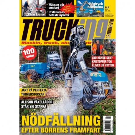 Trucking Scandinavia nr 5 2019