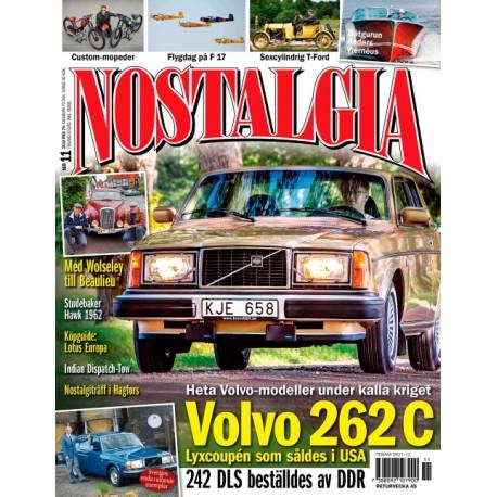 Nostalgia Magazine nr 11 2019