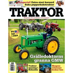 10 nr av Traktor