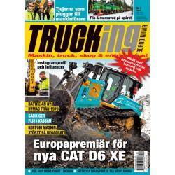 3 nr Trucking för 219 kr