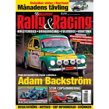 Bilsport Rally & Racing nr 2 2020
