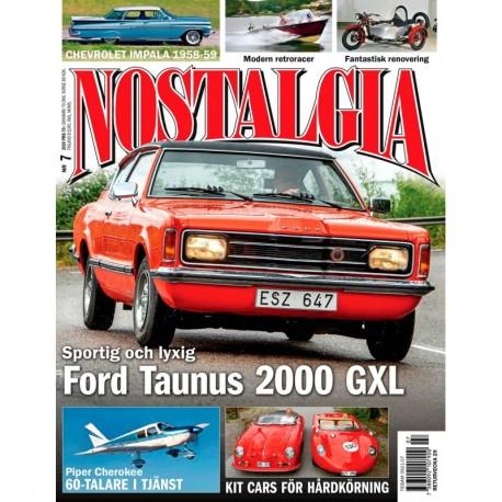 Nostalgia Magazine nr 7 2020
