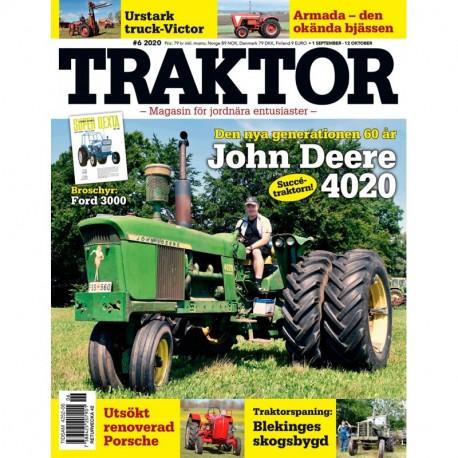 Traktor nr 6 2020