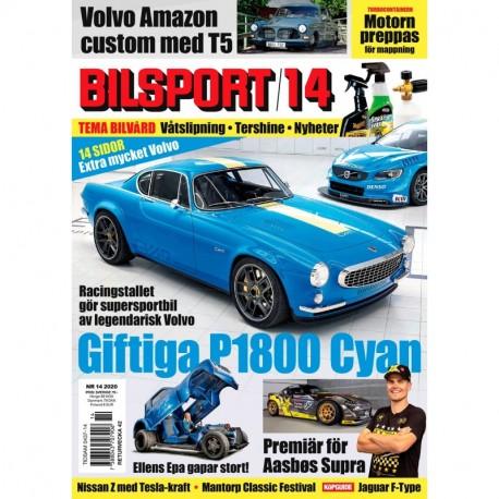 Bilsport nr 14 2020
