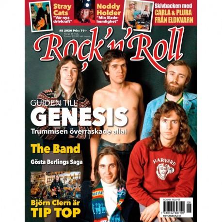 Rock'n'Roll Magazine nr 8 2020