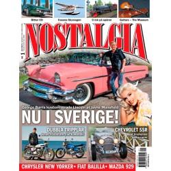 8 nr  Nostalgia + 2 extra nummer