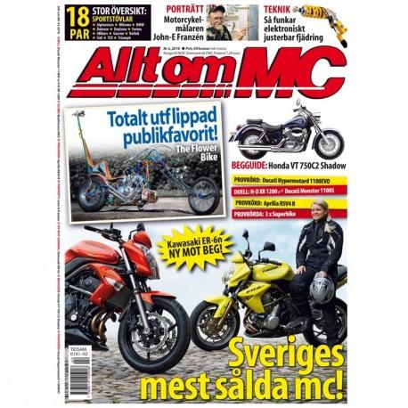 Allt om MC nr 2 2010