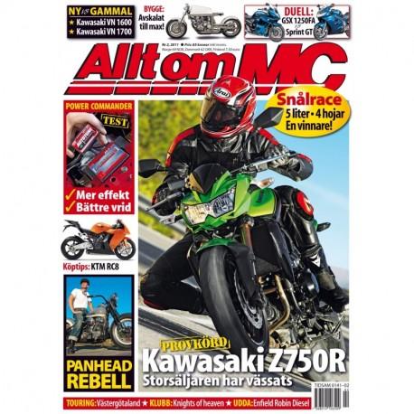 Allt om MC nr 2 2011