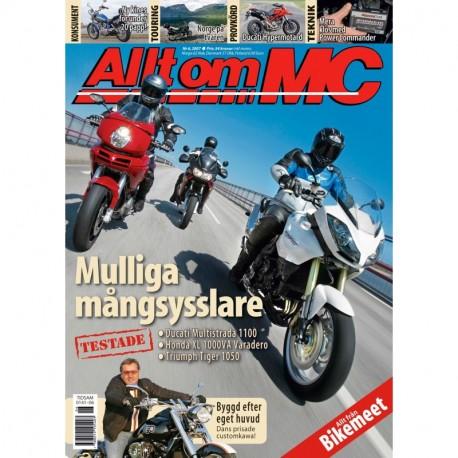 Allt om MC nr 6 2007