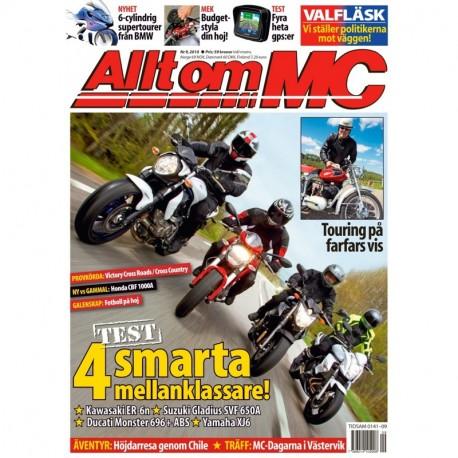 Allt om MC nr 9 2010