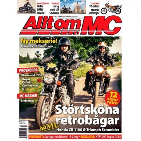 Allt om MC nr 3 2014