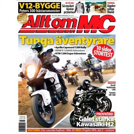 Allt om MC nr 5 2015