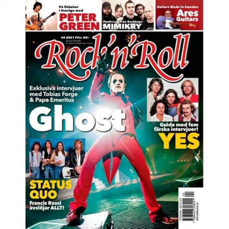Rock'n'Roll Magazine nr 4 2021
