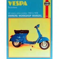 Vespa Scooters 1959 - 1978