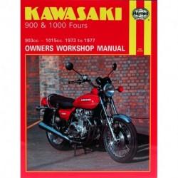 Kawasaki 900 & 1000 Fours 1973 - 1977