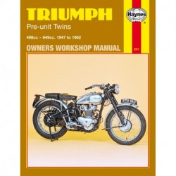 Triumph Pre-Unit Twins 1947 - 1962