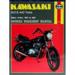 Kawasaki 400 & 440 Twins 1974 - 1981