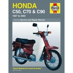 Honda C50 C70 & C90 1967 - 2003