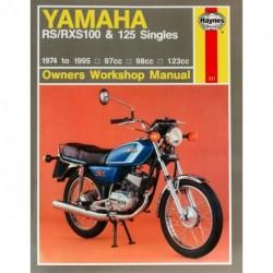 Yamaha RS/RXS100 & 125 Singles 1974 - 1995)