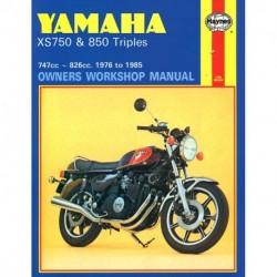 Yamaha XS750 & 850 Triples 1976 - 1985