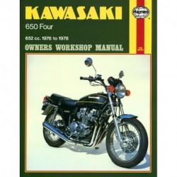 Kawasaki 650 Four 1976 - 1978