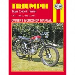 Triumph Tiger Cub & Terrier 1952 - 1968
