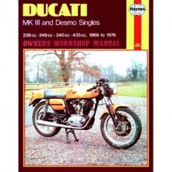 Ducati MK III & Desmo Singles 1969 - 1976