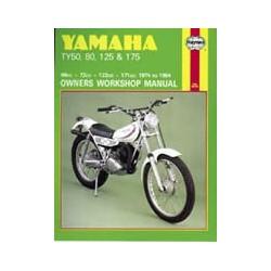 Yamaha TY50 80 125 & 175 1974 - 1984