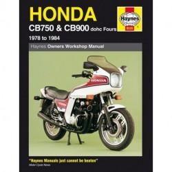 Honda CB750 & CB900 dohc Fours 1978 - 1984