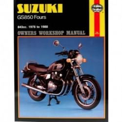 Suzuki GS850 Fours 1978 - 1988