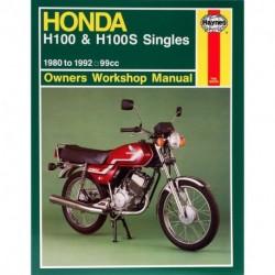 Honda H100 & H100S Singles 1980 - 1992