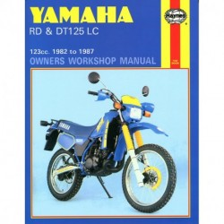 Yamaha RD & DT125LC 1982 - 1987