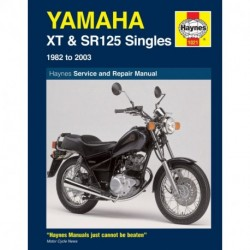 Yamaha XT & SR125 1982 - 2003
