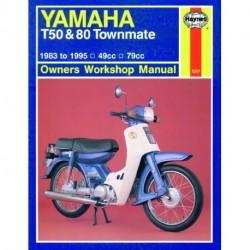 Yamaha T50 & 80 Townmate 1983 - 1995