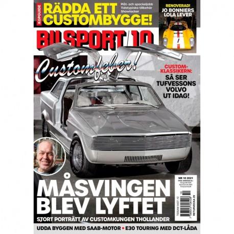 Bilsport nr 10 2021