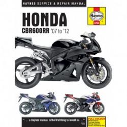 Honda CBR600RR 2007 - 2012