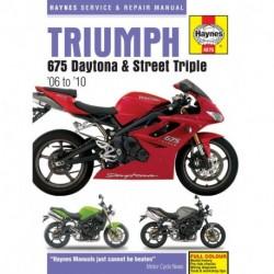 Triumph 675 Daytona & Street Triple 2006 - 2010