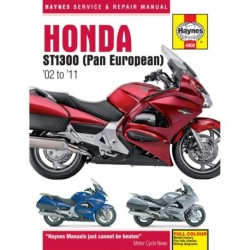 Honda ST1300 Pan European 2002 - 2011