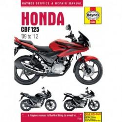 Honda CBF125 2009 -20 14