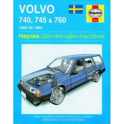 Volvo 740 745 & 760 1982 - 1992