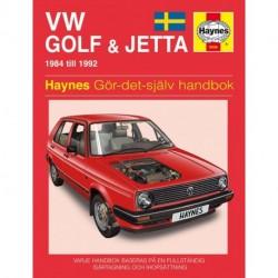 VW Golf & Jetta II 1984 - 1992