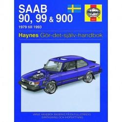 Saab 90 99 & 900 1979 - 1993