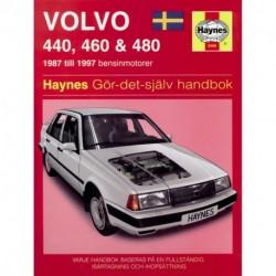 Volvo 440 460 & 480 1987 - 1997