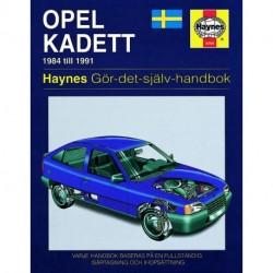 Opel Kadett 1984 - 1991