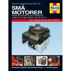 Haynes Reparationshandbok för små motorer